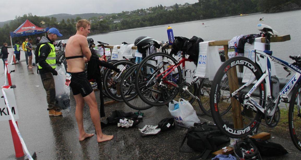 Tre tips til en nybegynner i triatlon