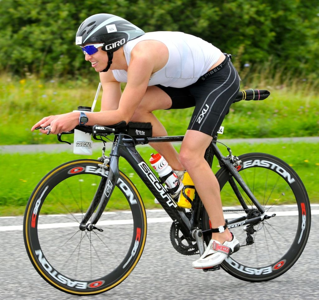 Allan Hovda - Scott Plasma - Ironman Challenge København 2011