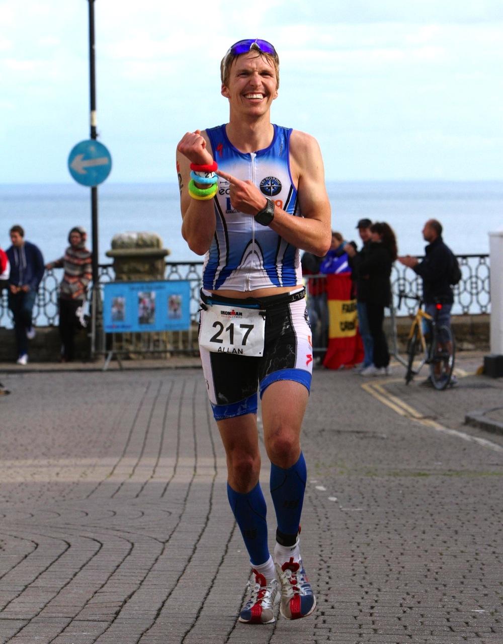Ironman Wales 2013 - Triallan - TriNordic - HumanSpeed