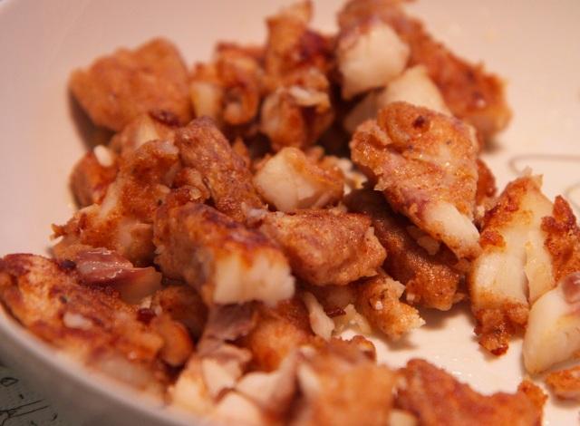 Fish taco - superfood - Triallan