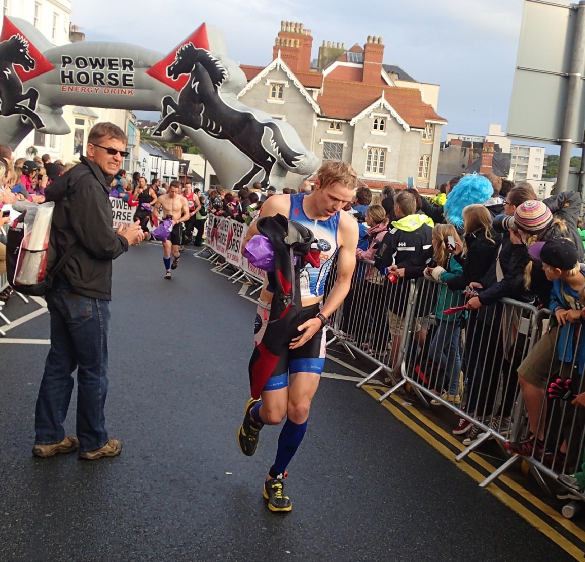 Ironman Wales - Triallan
