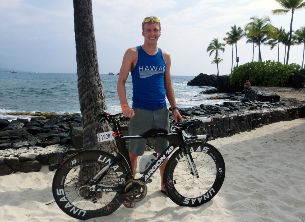 Triallan - Ironman Hawaii