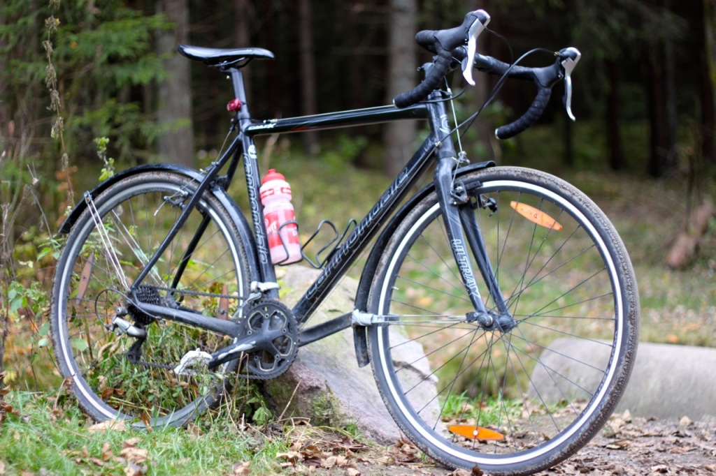 Triallan Cannondale CAADX