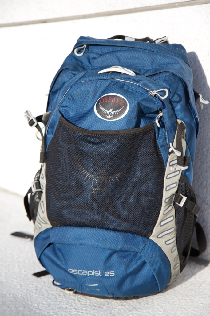Triallan - Osprey Escapist 25