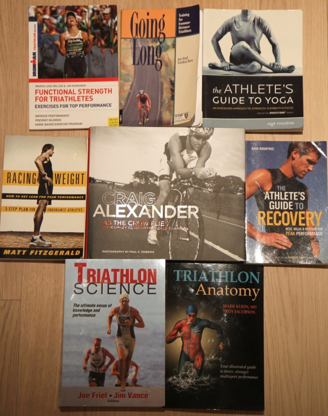 Triatlon bøker