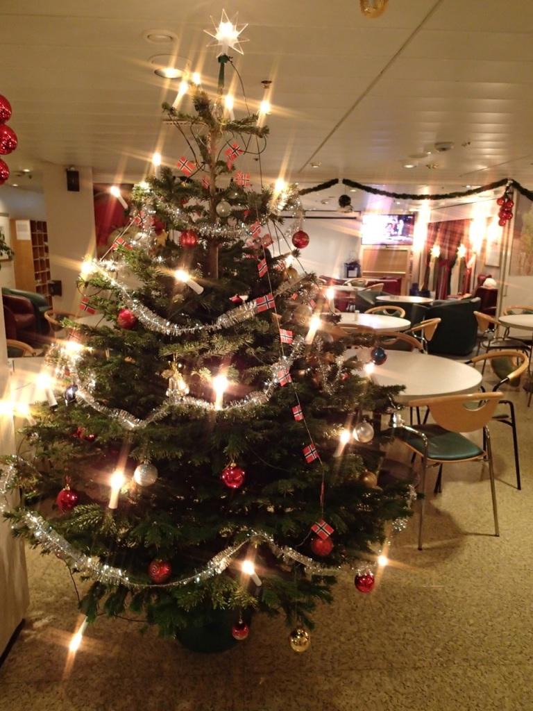 Triallan - Jul på Statfjord A