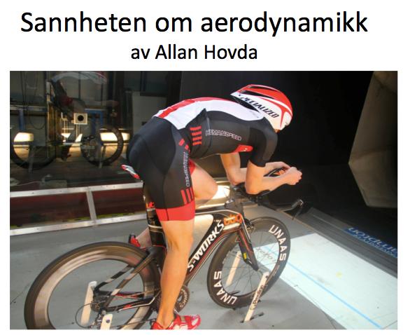 Sannheten om aerodynamikk