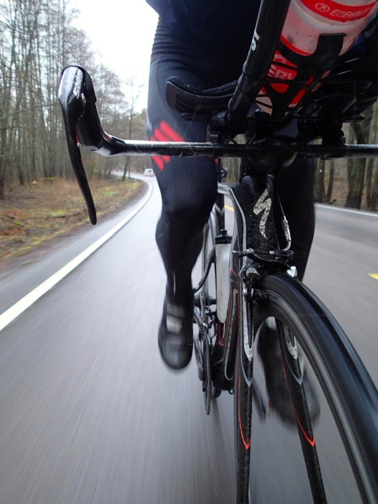 Triallan + Specialized Shiv - Treningsglede - Sykkeltur