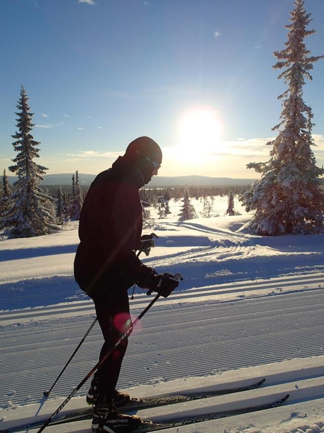 Triallan - Skitur - Rena - Skramstadsætra - Allan Hovda