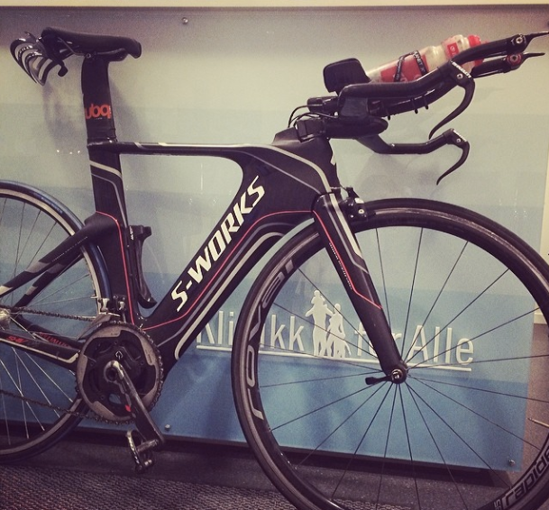 Specialized Shiv - Triallan - Klinikk for Alle - Kine