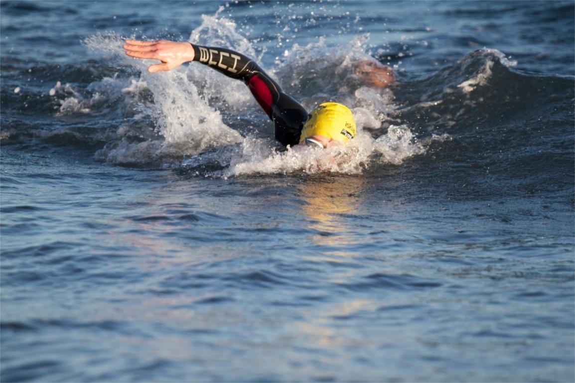 Triallan - HUUB Archimedes 3:5 - TriNordic - worlds best wetsuit - Triathlon