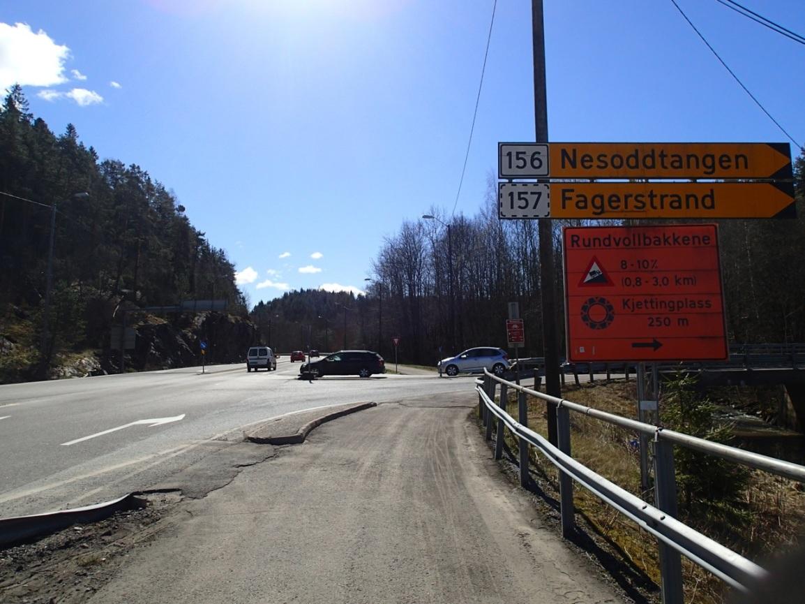 Triallan - Oslo - Son - flotteste sykkelrute