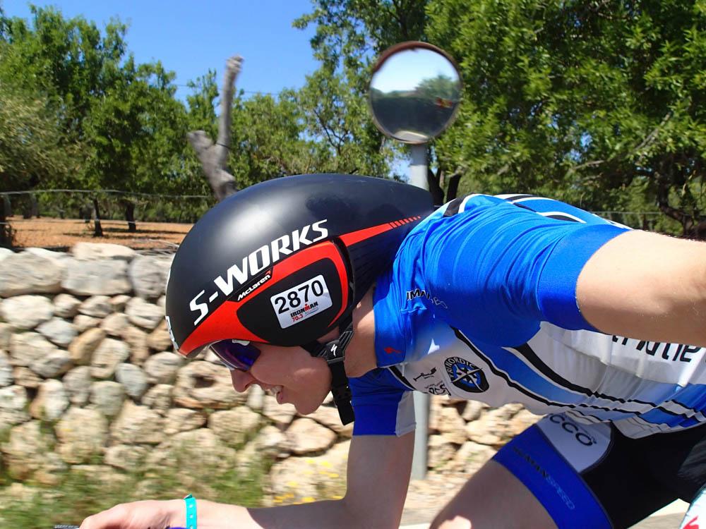 Triallan - Specialized Shiv - Ironman 70.3 Mallorca - Trinordic