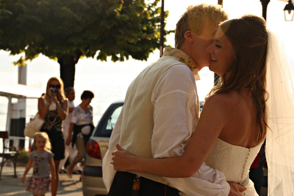 Triallan - Jenny og Allan - Bryllup i Italia - Como