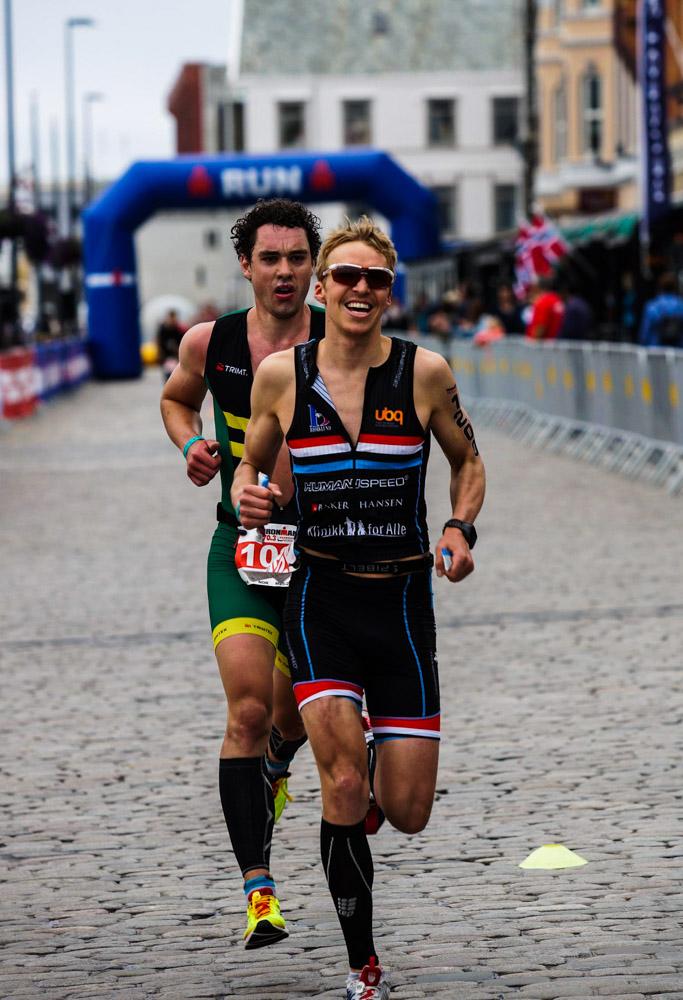 Triallan - Ironman 70.3 Haugesund 2014 - Specialized Shiv - Humanspeed - HUUB