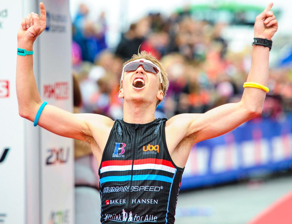 Triallan - Ironman 70.3 Haugesund 2014 - Specialized Shiv - Humanspeed - HUUB - Rudy Project Genety - Provista - Sportsbrille