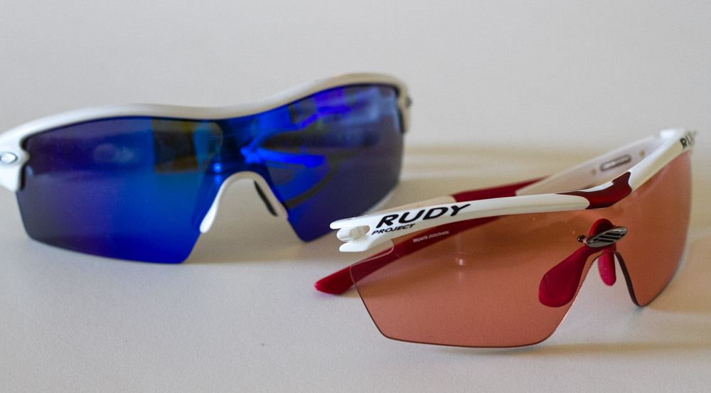 Triallan - Rudy Project Genetyk - Provista - Sportsbrille.no - Triathlon - Oakley Radar XL