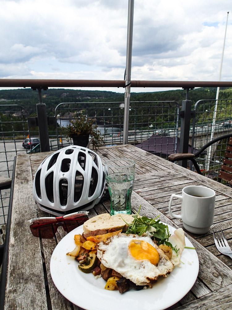 Triallan - Oslo - Svinesund - på sykkel - Specialized
