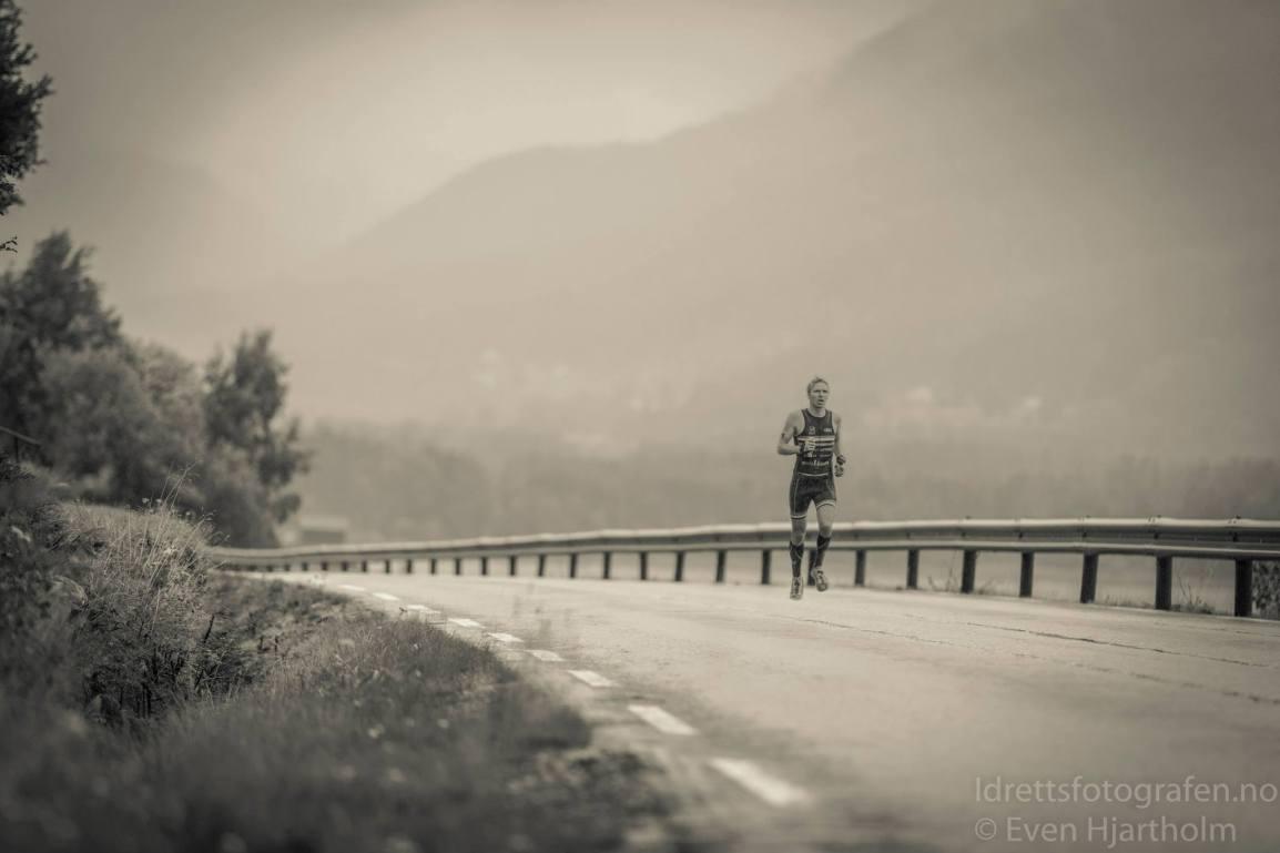 Triallan - Allan Hovda - Norseman 2014 - Winner - HumanSpeed - Austbygdi