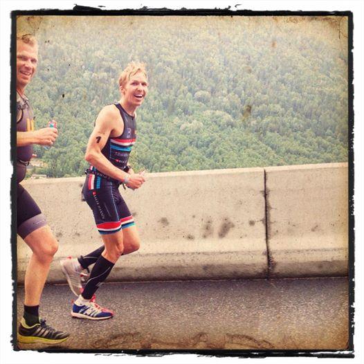 Triallan - Allan Hovda - Norseman 2014 - Winner - HumanSpeed - Zombie Hill - Åge Saxlund - UBQ