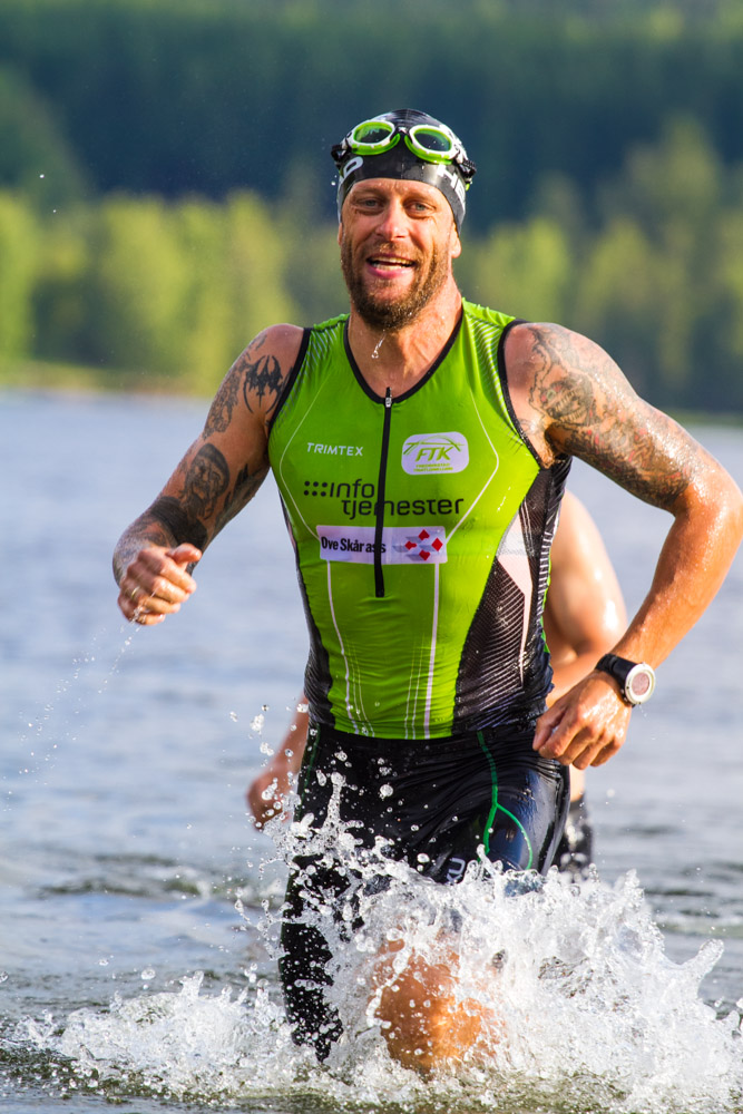 Triallan - Oslo Triathlon 2014-12