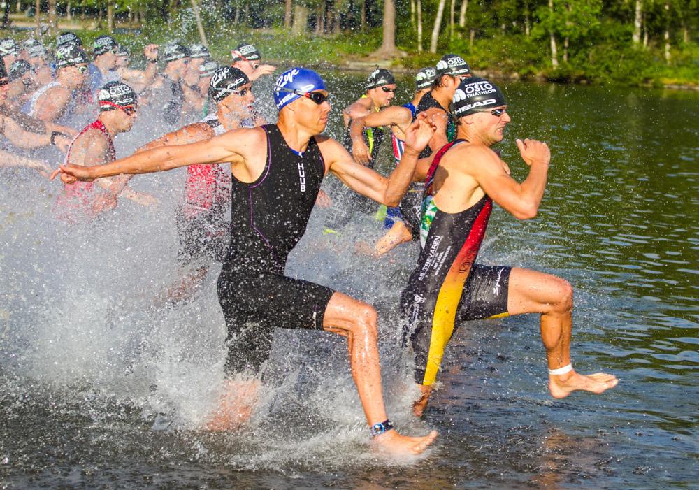 Påmelding til Oslo Triathlon åpner i dag kl.19
