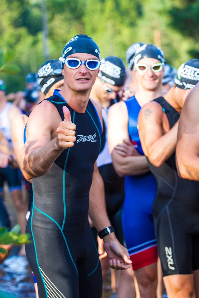 Triallan - Oslo Triathlon 2014