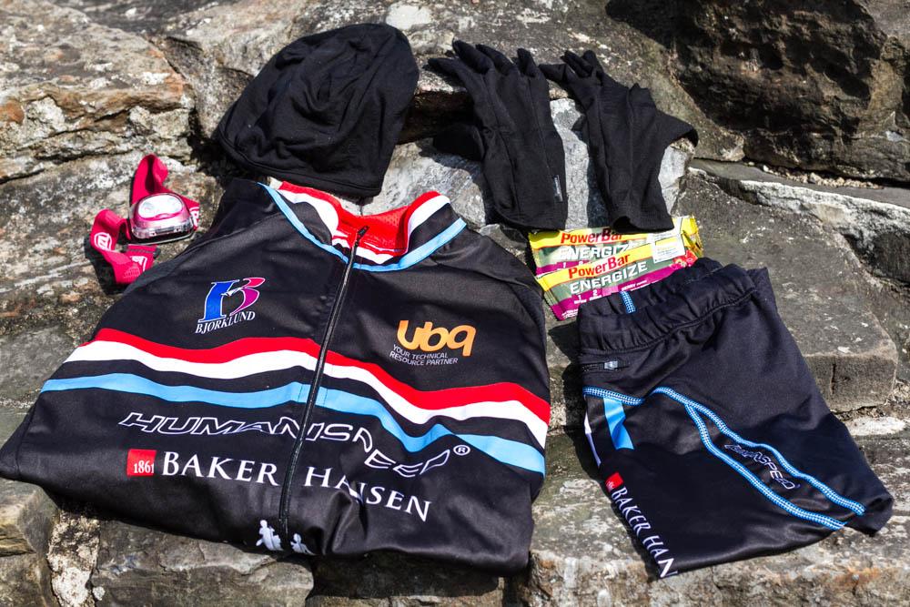 Triallan - Osprey Packs Rev 6 - Norseman - Ultraløp - Ultrarunning - backpack