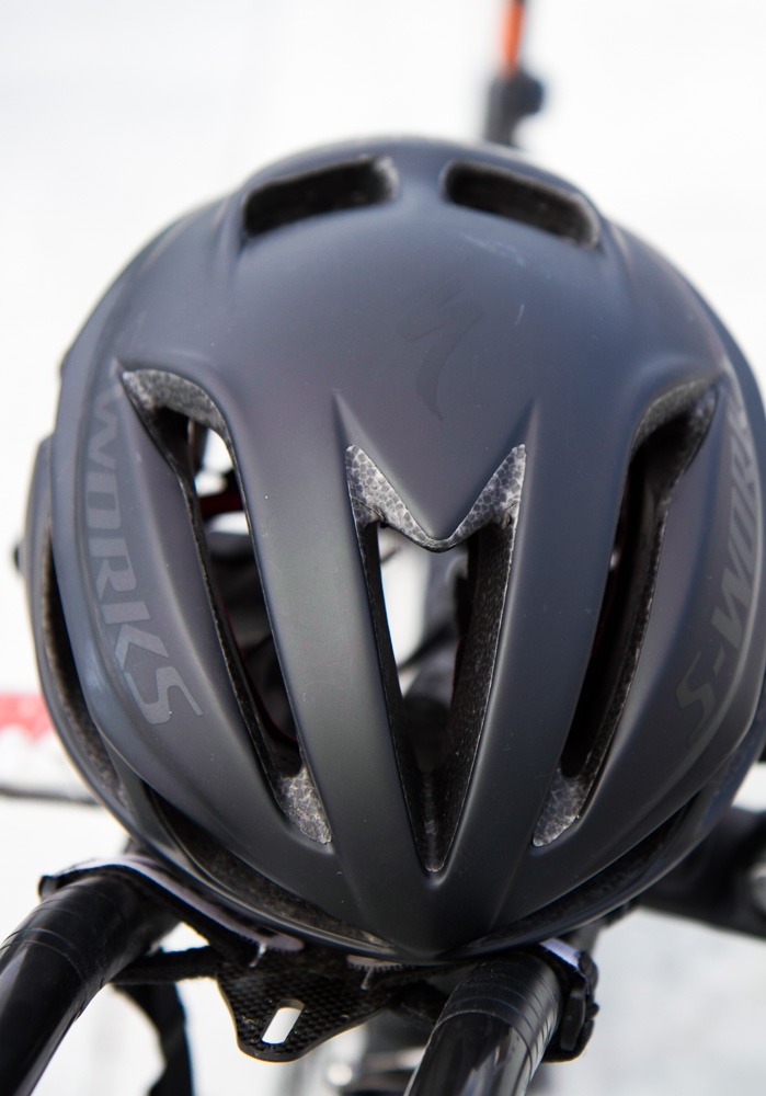 Triallan - Specialized Evade Tri - S-Works - Perfect triathlon helmet - Aero-3