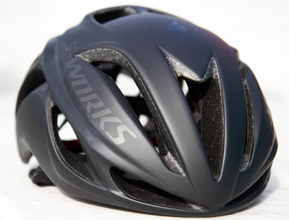 Triallan - Specialized Evade Tri - S-Works - Perfect triathlon helmet - Aero-6