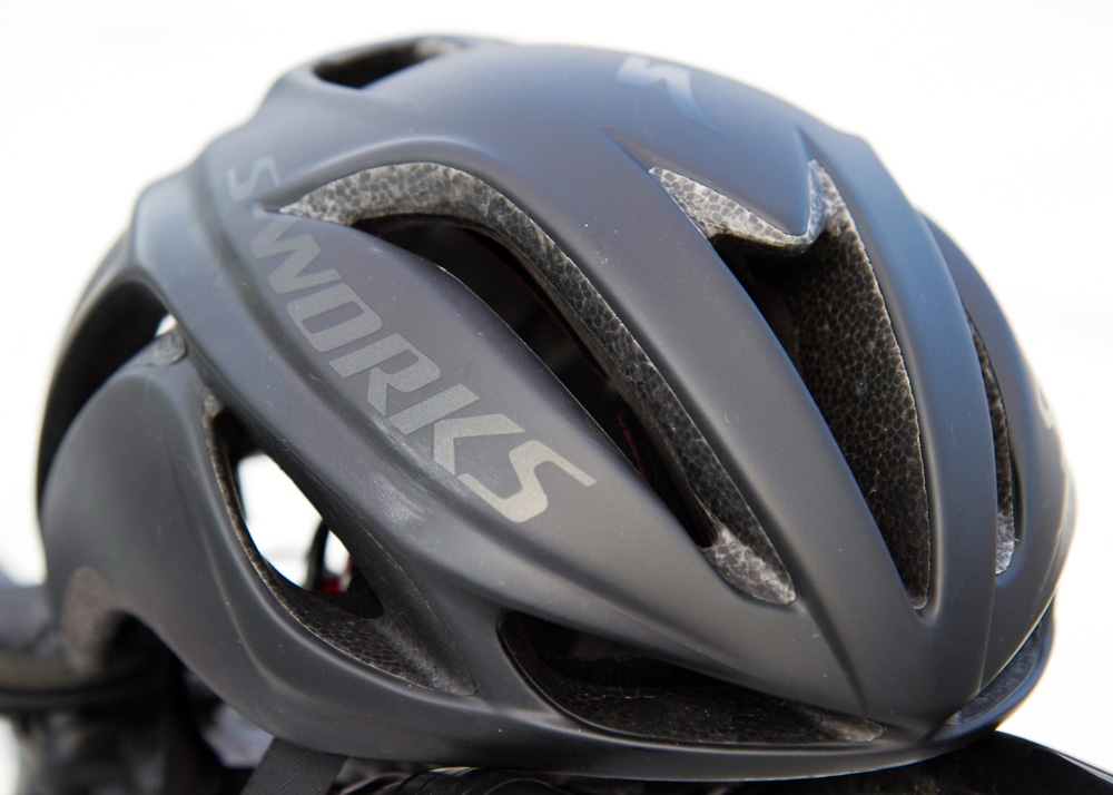Triallan - Specialized Evade Tri - S-Works - Perfect triathlon helmet - Aero