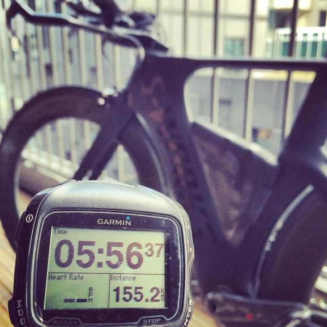Triallan - Garmin 910XT - Specialized Shiv