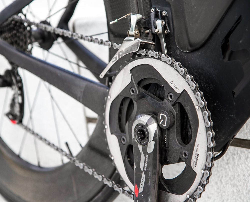 Sram Quarq Red - Specialiazed - Triallan