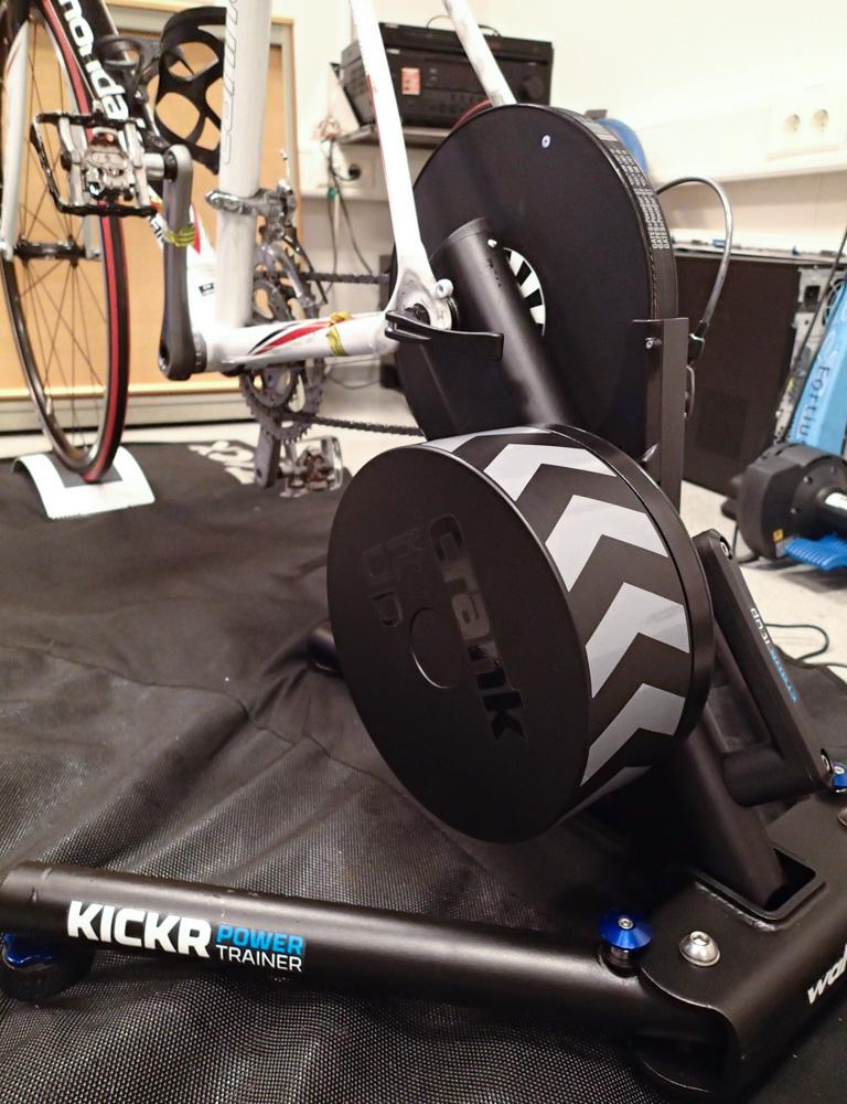 Wahoo Kickr - Sykkelrulle - Triallan