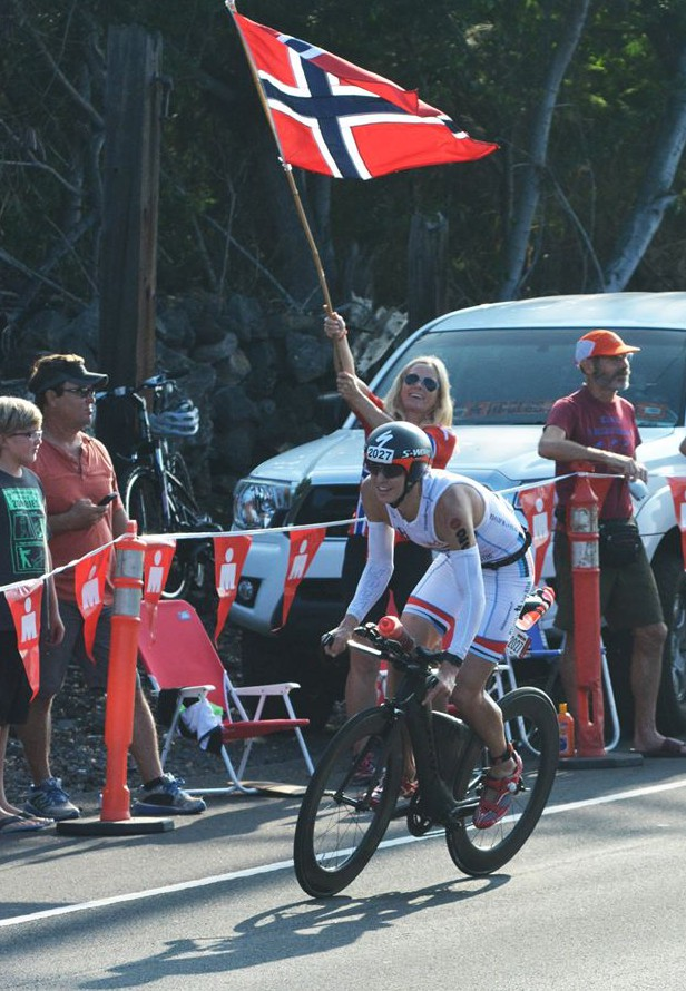 Ironman Hawaii - Support 2
