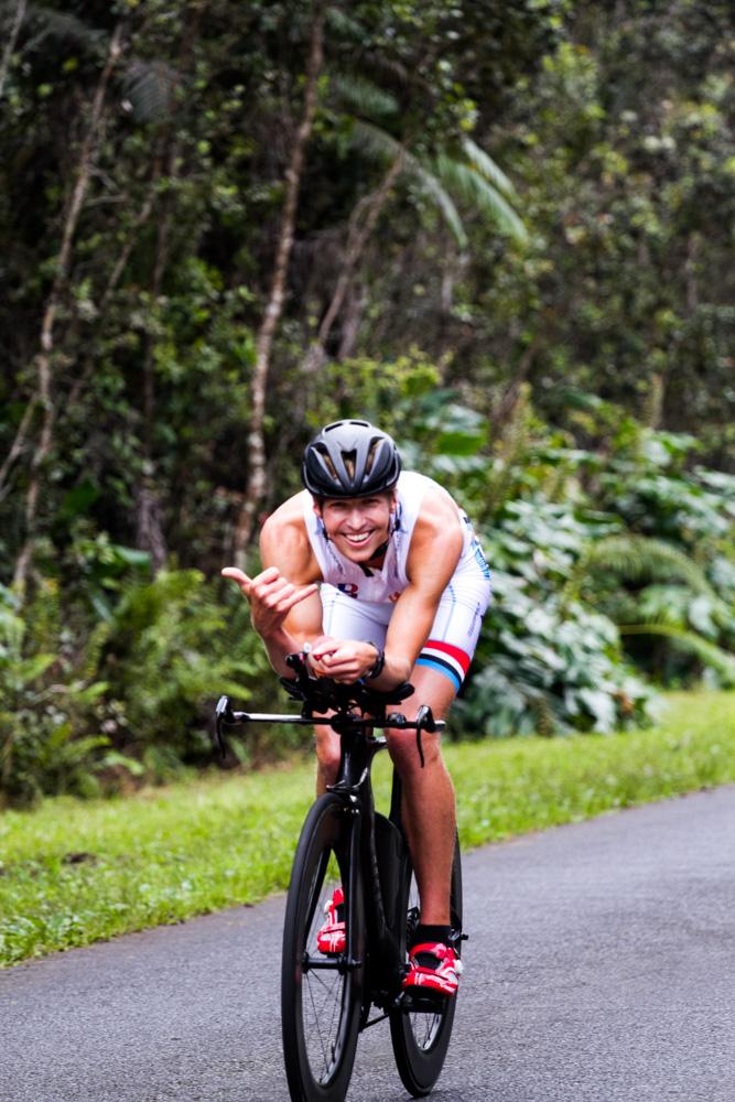 Triallan - Ironman Hawaii - HumanSpeed Trisuit - Aero-13