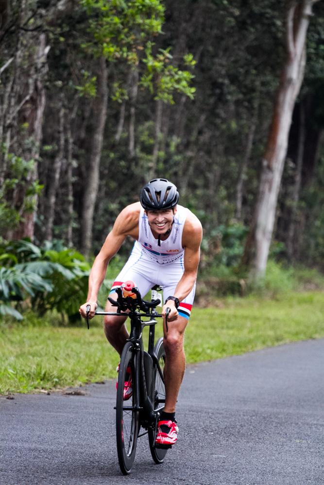 Triallan - Ironman Hawaii - HumanSpeed Trisuit - Aero-17
