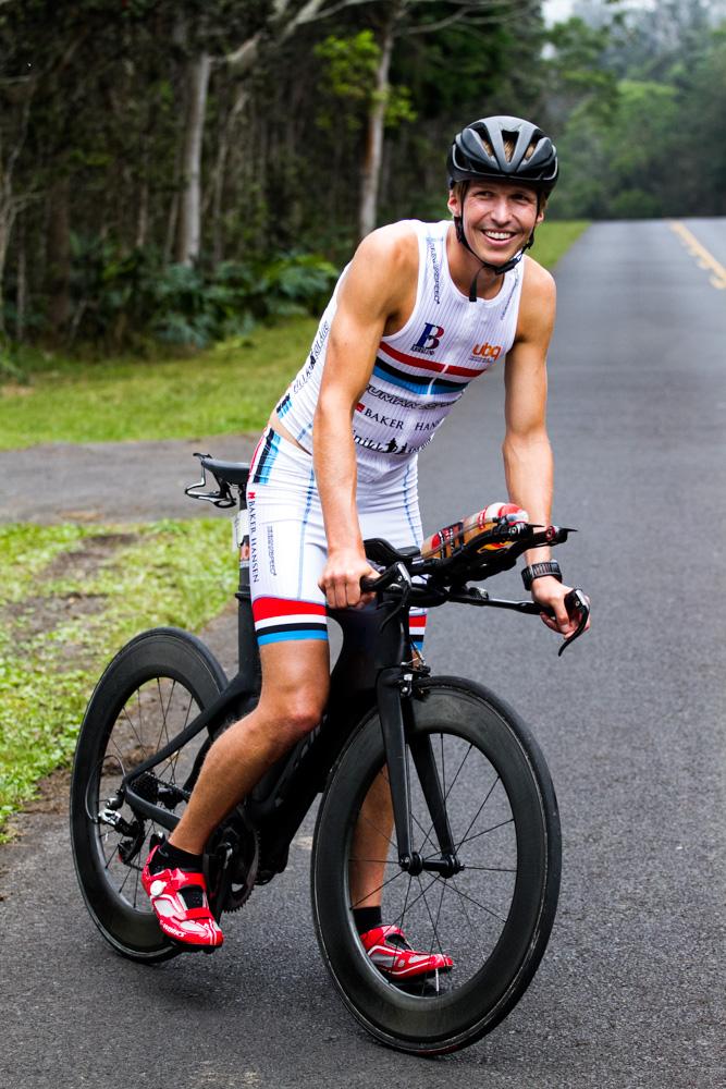Triallan - Ironman Hawaii - HumanSpeed Trisuit - Aero-19