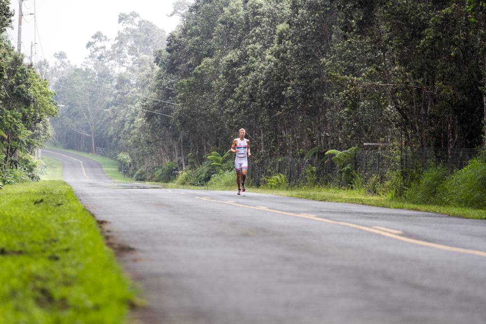 Triallan - Ironman Hawaii - HumanSpeed Trisuit - Aero-4