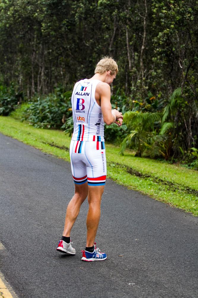 Triallan - Ironman Hawaii - HumanSpeed Trisuit - Aero-5
