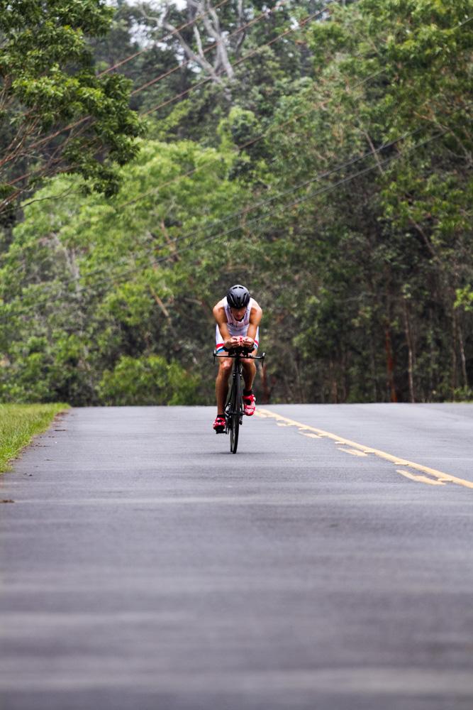 Triallan - Ironman Hawaii - HumanSpeed Trisuit - Aero-8