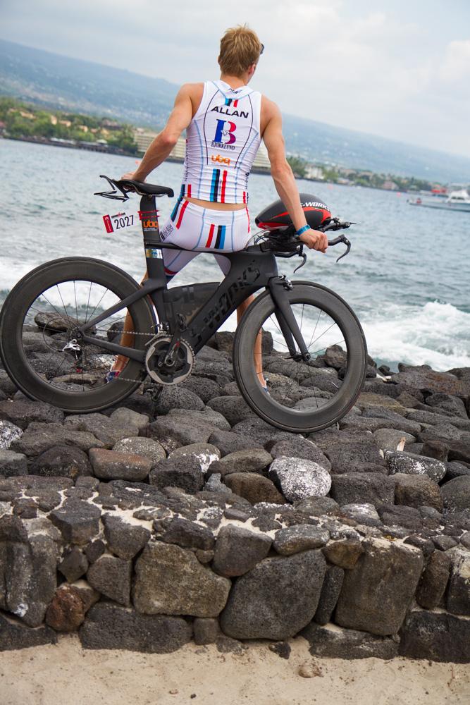 Triallan - Ironman Hawaii - HumanSpeed TriSuit - Aero - Specialized Shiv - HUUB-4