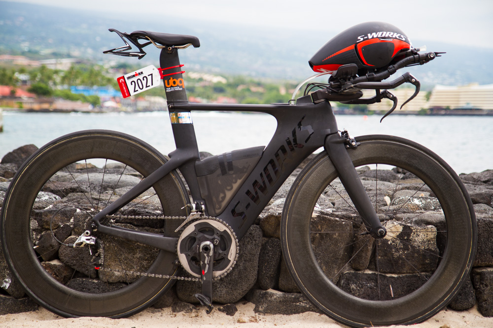 Triallan - Ironman Hawaii - HumanSpeed TriSuit - Aero - Specialized Shiv - HUUB-7