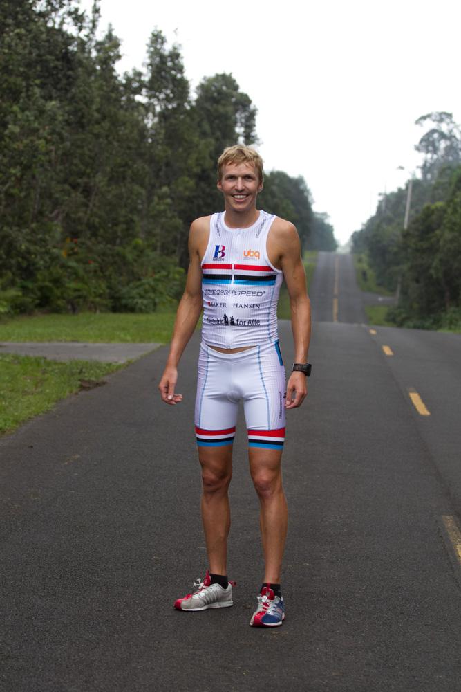 Triallan - Ironman Hawaii - HumanSpeed Trisuit - Aero
