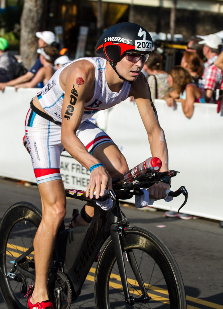 Triallan - Ironman Hawaii - Specialized - Humanspeed - Konkurransebilder