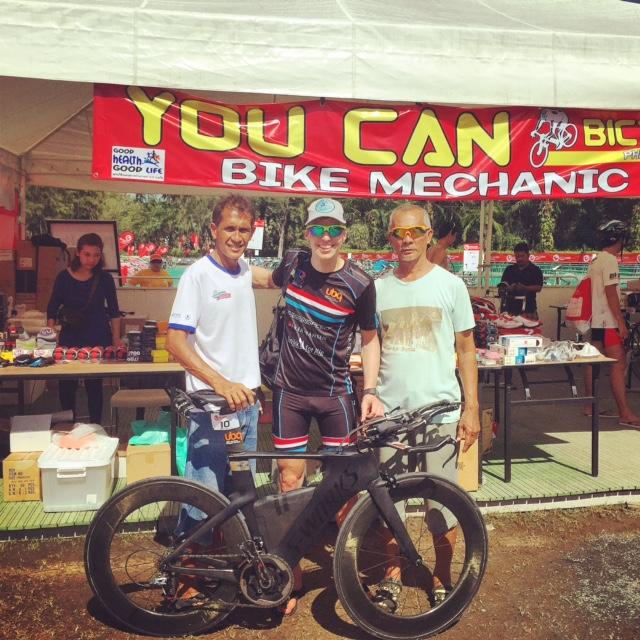 Triallan - Challenge Laguna Phuket - Specialized Shiv - Allan Hovda