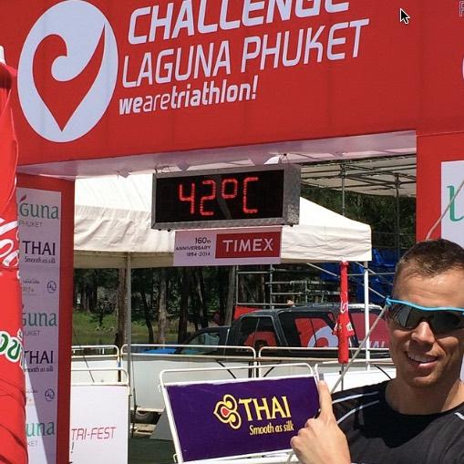 Laguna Phuket heat