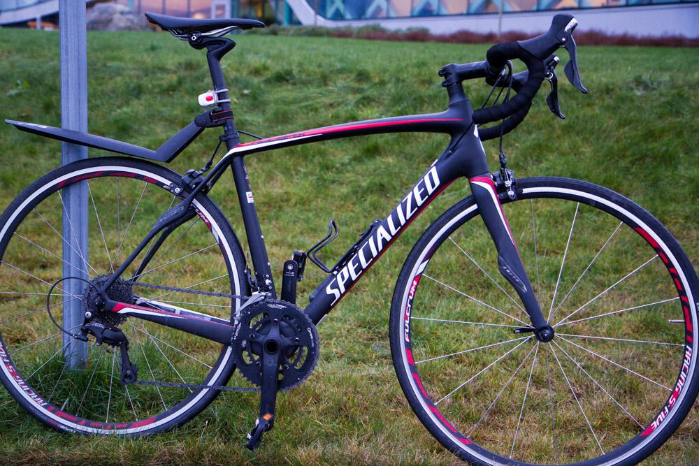 Triallan - Specialized Roubaix - Allan Hovda