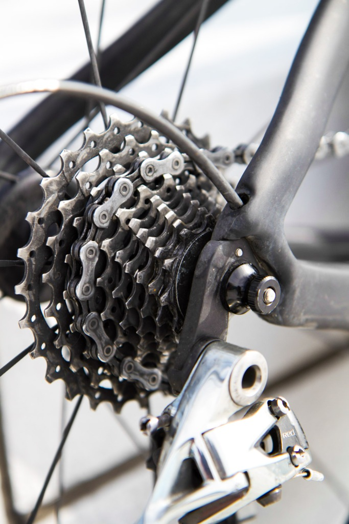 Specialized Shiv 2014 - Black - Triallan - Zipp 808 - Triathlon bike - Norseman-12