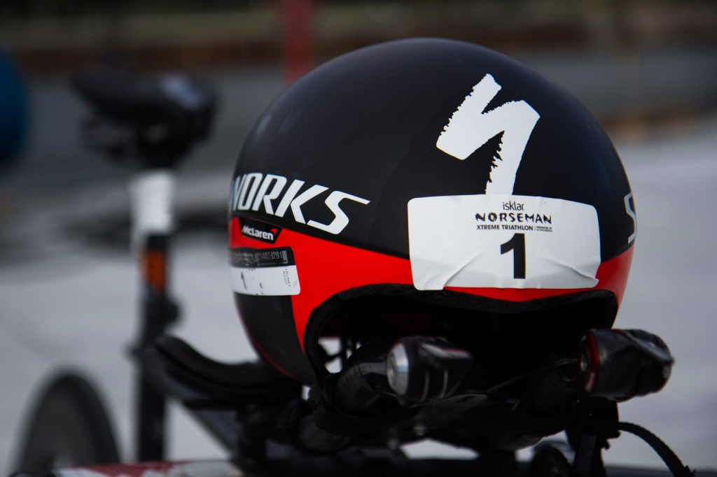 Specialized Shiv 2014 - Black - Triallan - Zipp 808 - Triathlon bike - Norseman-16